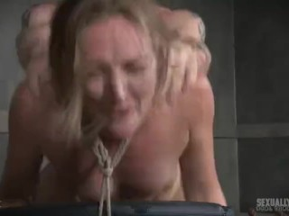 Bondages shaved lick cock orgy