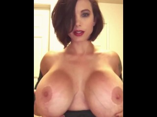 Big boob facesiting cartoons